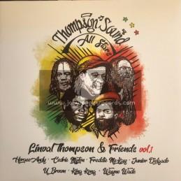 Thompson Sound-CD-Linval Thompson & Friends Vol.1 / Various