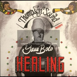 Thompson Sound-CD-Healing / Yami Bolo