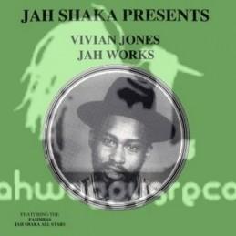 Jah Shaka Music-LP-Jah Works/ Vivian Jones