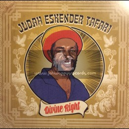 Black Redemption-Lp-Divine Right / Judah Eskender Tafari