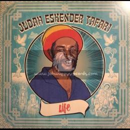 Black Redemption-Lp-Life / Judah Eskender Tafari