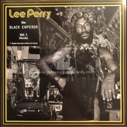 Studio 16-Lp-The Black Emperor Vol. 1 / Lee Perry