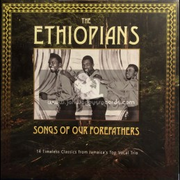 Studio 16-Lp-Songs Of Our Forefathers / Ethiopians