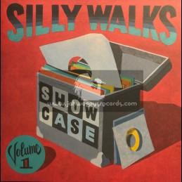 Silly Walks Discotheque-Lp-Showcase Volume 1 / Silly Walks Discotheque