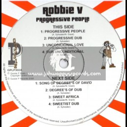 Sip A Cup Showcase Vol-2-Progressive People / Robbie Valentine
