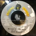 """Sound Proof-7""""-Militant Soldier / Mark Wonder"""