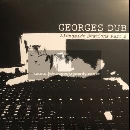 Georges Records-Lp-Georges Dub / Alongside Sessions Part 2