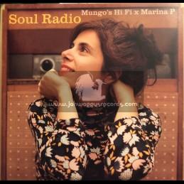 Scotch Bonnet Records-Lp-Soul Radio / Mungo's Hi Fi & Marina P
