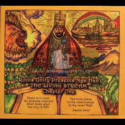Roots Unity Music-CD-Roots Unity Presents Nga Han - The Living Stream Chapter One