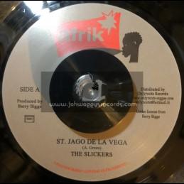 Afrik-7-St. Jago De La Vega / The Slickers