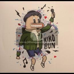 "Lionvibes Sound And Music-10""-Shy Man Ep / Kiko Bun"