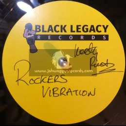 "Black Legacy Records-10""-Dubplate-Rockers Vibration / Keety Roots"