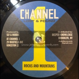 """CHANNEL 1-10""""-ROCKS AND MOUTAINS / DIGIKILLER RECORDS"""