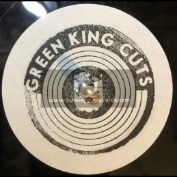 "Green King Cuts-7""-Dubplate-Spirits / Kromestar"