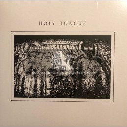 "Amidah Records-12""-Holy Tongue EP / Holy Tongue"