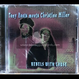 Conscious Sounds-CD-Rebels With Cause / Tony Roots Meets Christine Miller