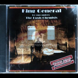 Conscious Sounds-CD-Broke Again / King General Re encounters The Bush Chemists