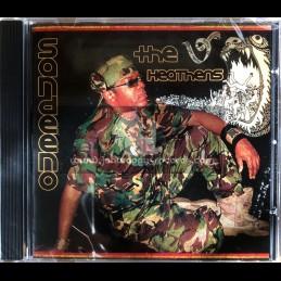 Conscious Sounds-CD-The Heathens / Sandeeno