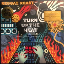 Reggae Roast-Lp-Turn Up The Heat / Various Artist