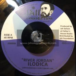 "Jah Foundation-7""-River Jordan / Ilodica"