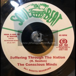 """Soul Beat-7""""-Suffering Through The Nation / The Conscious Minds"""
