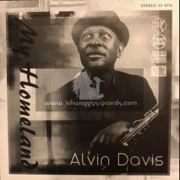 "Iron Sound-7""-My Homeland / Avin Davis In The Mix With Alien Dread"