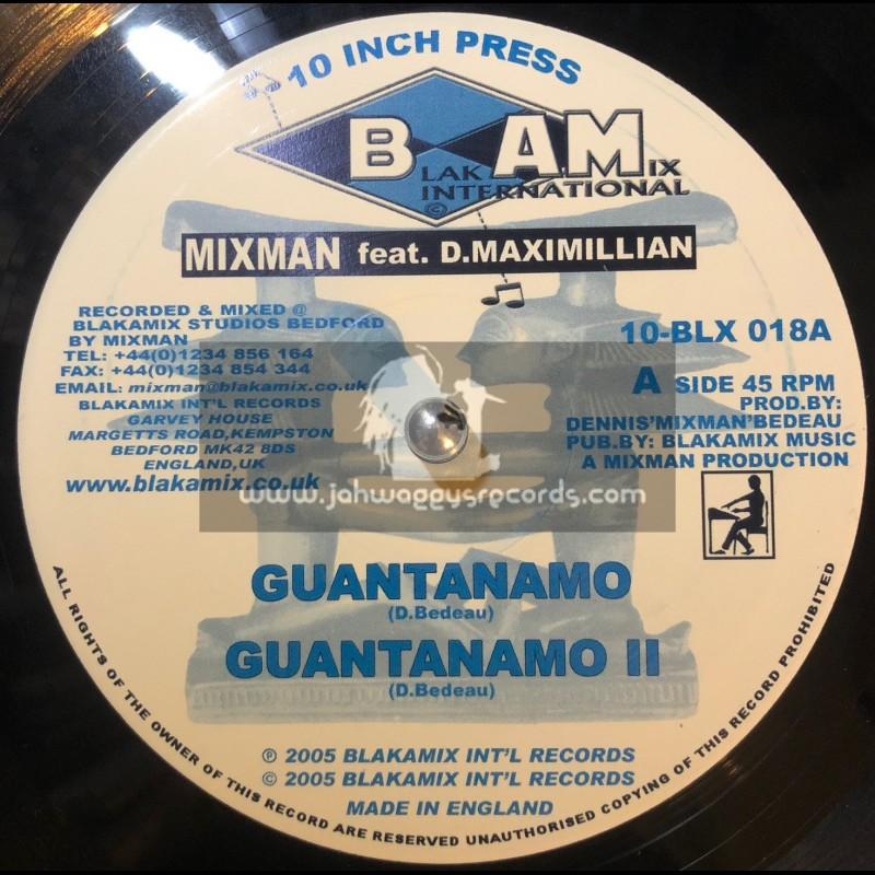 "Blackamix International-10""-Guantanomo/D.Maximillion + Shesamane / Special A"