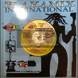 "Blakamix International-7""-Iron Fist / Mali Blakamix"