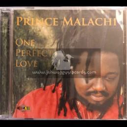 Blakamix-CD-One Perfect Love / Prince Malachi