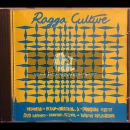 Blakamix-CD-Ragga Culture / Various
