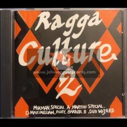 Blakamix-CD-Ragga Culture 2 / Various