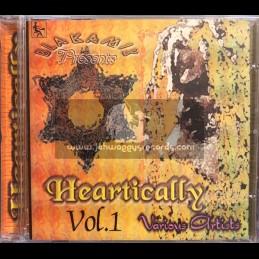 Blakamix-CD-Blakamix Presents Heartically Vol.1 / Various