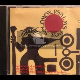 Blakamix-CD-Psalms For Solomon / Various