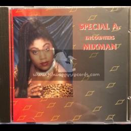 Blakamix-CD-Special A  Encounters Mixman