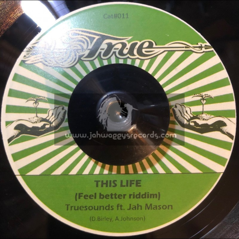 "True-7""-This Life / Jah Mason"