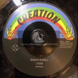 """Creation-7""""-I Rise / Shalom Katalys"""