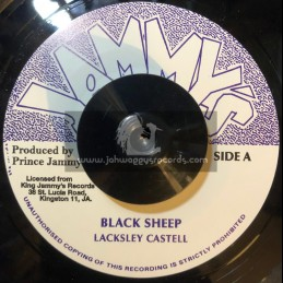 "Jammys-7""-Black Sheep / Lacksley Castell"