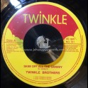 "Twinkle Brothers-7""-Skim Off All The Gravey / The Twinkle Brothers"