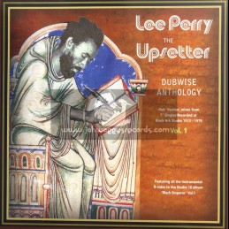 Studio 16-Lp-Lee Perry - Dubwise Anthology Vol.1 (Dubs)