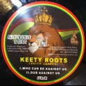 """Sir Logie International Records-10""""-Who Can Be Against Us / Keety Roots + Soul Of Dub / Keety Roots On Melodica"""