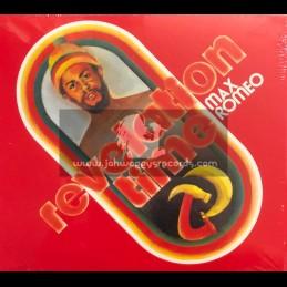 17 North Parade-CD-Revelation Time / Max Romeo