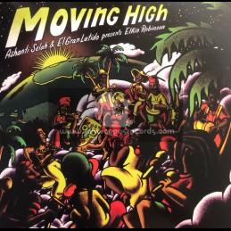 "Ashanti Selah-12""- Moving High / Elkin Robinson, Ashanti Selah & Tom Spirals"