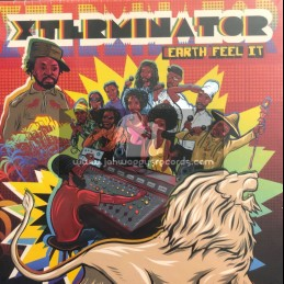 "VP Records -7x7"" Box Set-Earth Feel It / Xterminator - Various"