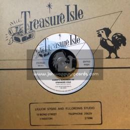 "Treasure Isle-7""-Always Remember Me / Stranger Cole + Want Me Cock / Owen & Leon Silvera"