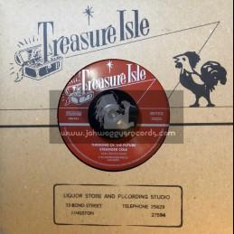 "Treasure Isle-7""-Use Your Head / Duke Reid Group + Thinking Of The Future / Stranger Cole"