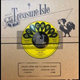 "Dutchess-7""-Road To Nowhere / Lynn Taitt + Til My Dying Day / Winston & Slim"