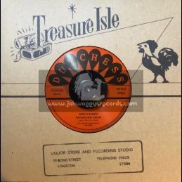 "Dutchess-7""-What A Bailing / Duke Reid Group +You Wish Me Bad / The Spanishtonians"