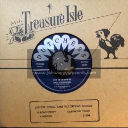 "Dutchess-7""-Love Me Or Leave Me / Owen & Leon Silvera + Sing Ting Bury Yuh / Duke Reid Group"