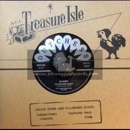"Dutchess-7""-Oh Misery / Duke Reid Group + Fooling Around / The Rio Grandes"