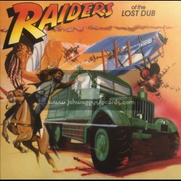 Island Record-Lp-Raiders Of The Lost Dub / Various